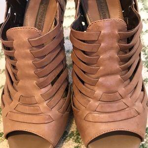 Banana Republic Shoes - Banana Republic leather booties, size 6.5